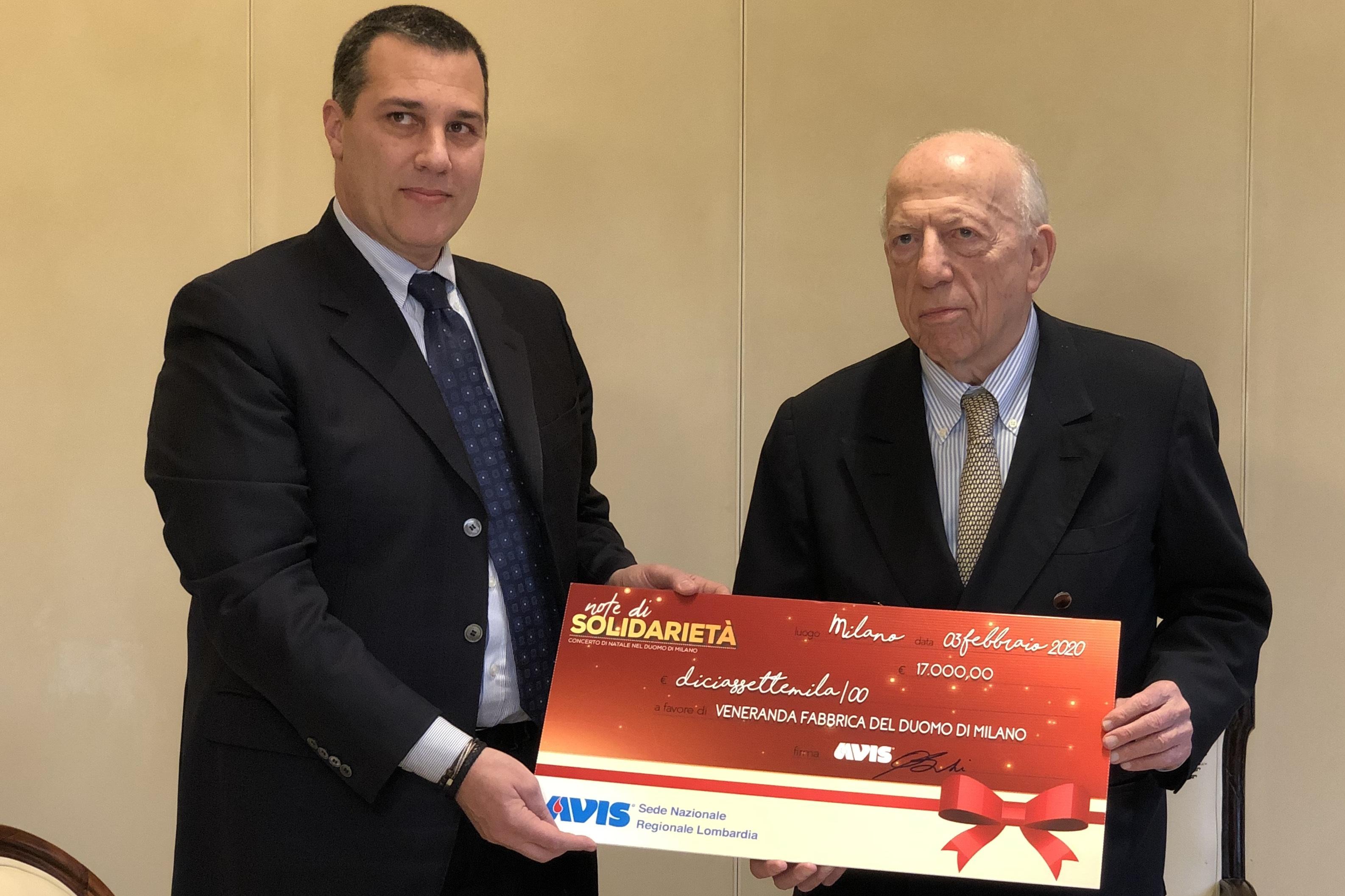 Oscar Bianchi e Fedele Confalonieri