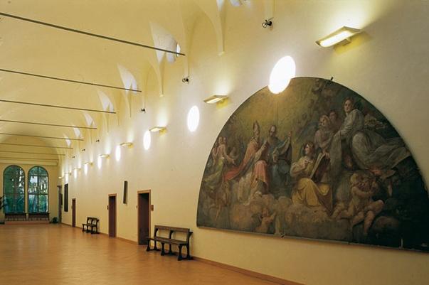 Sala convegni Facoltà teologica
