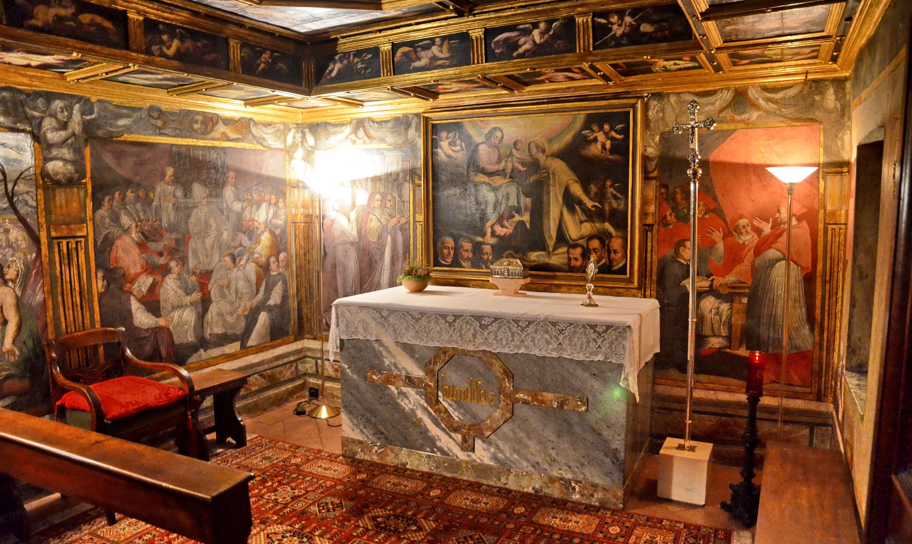 2020 Cappella San carlo