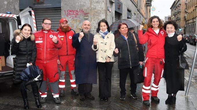 Buone pratiche lcomunità cinese per Milano_03