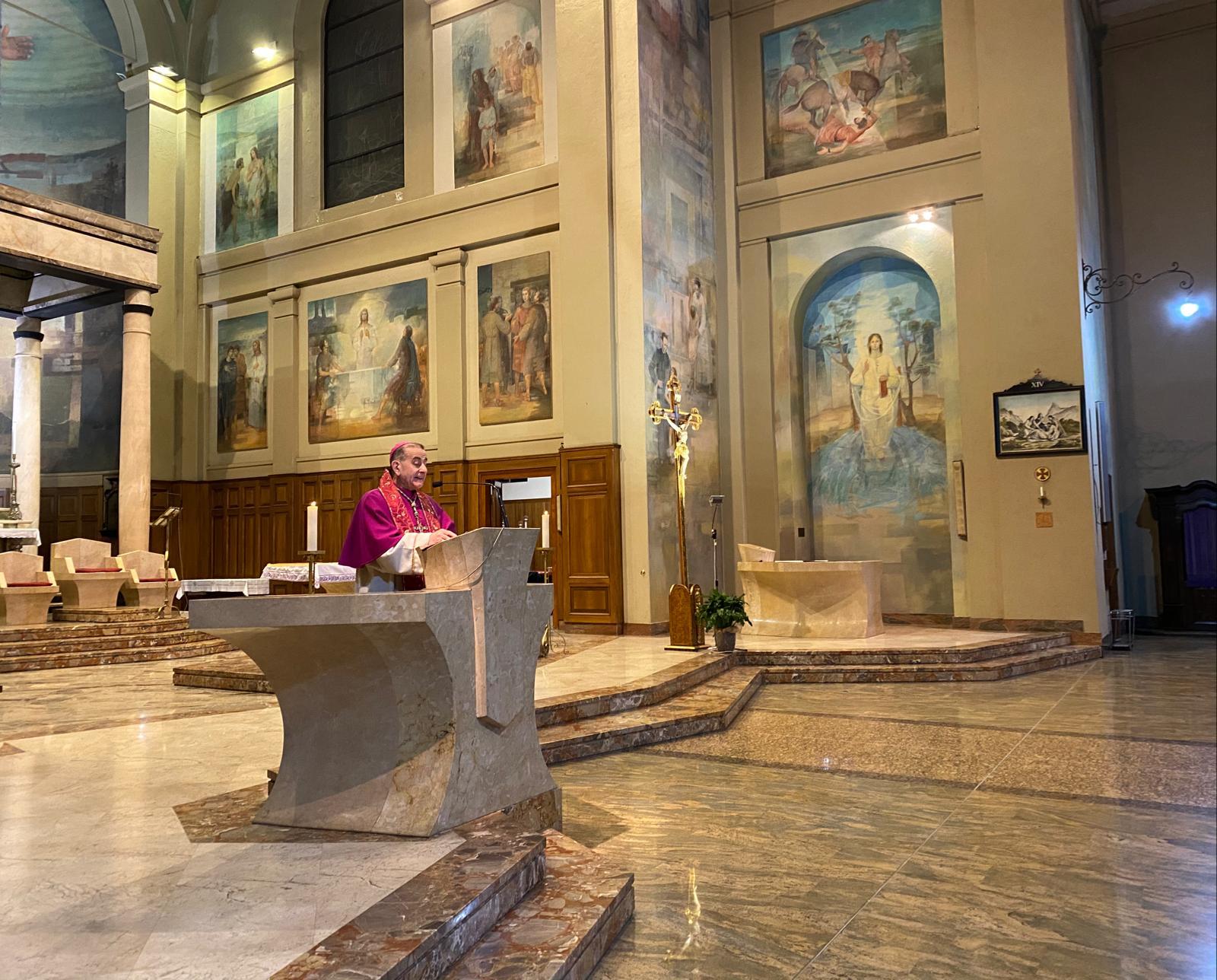 «La Via Crucis: esercizio che insegna come e dove incontrare Gesù»