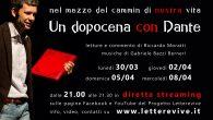 Un dopocena con Dante è un appuntamento teatrale in streaming gratuito