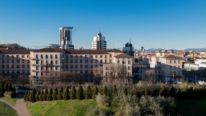 Istituto Palazzolo Don Gnocchi. Milano. Foto di Ugo De Berti, http://www.udb.it