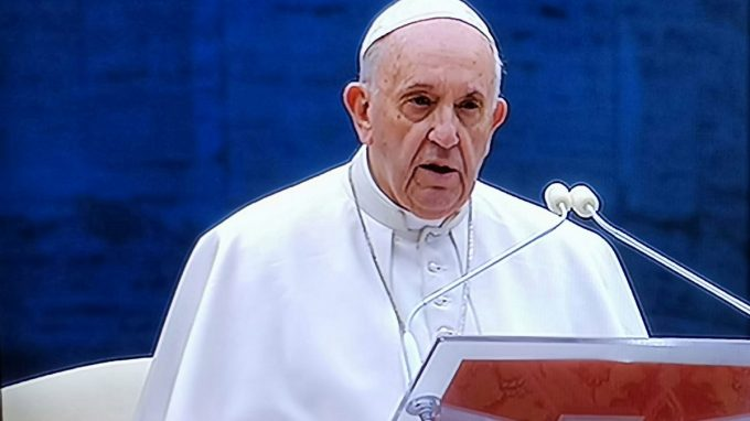 papa preghiera per umanita coronavirus WAAACB