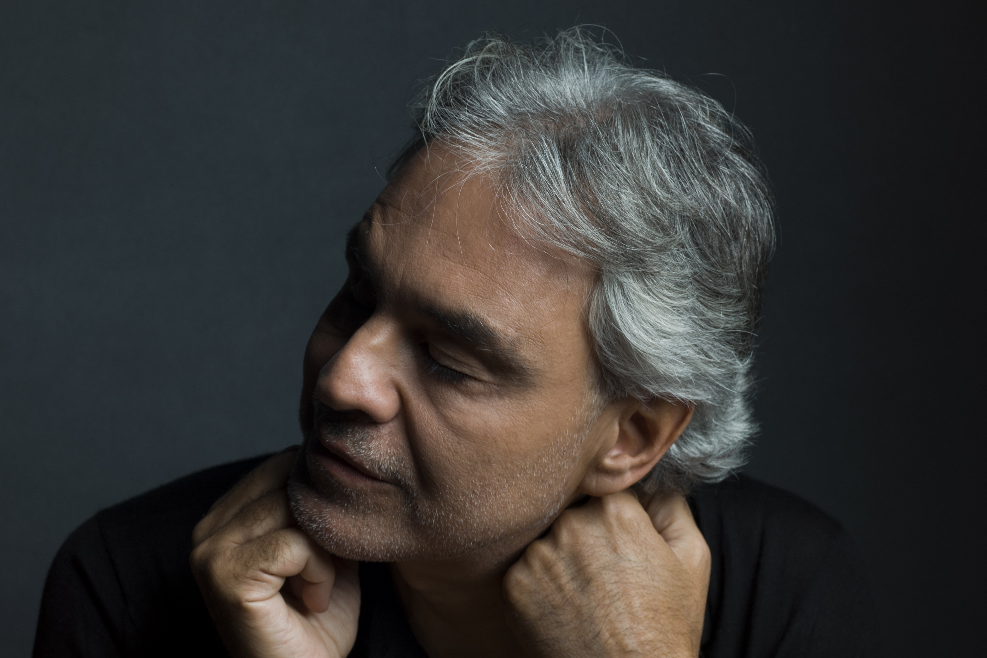 Andrea Bocelli - credit Mark Seliger Cropped