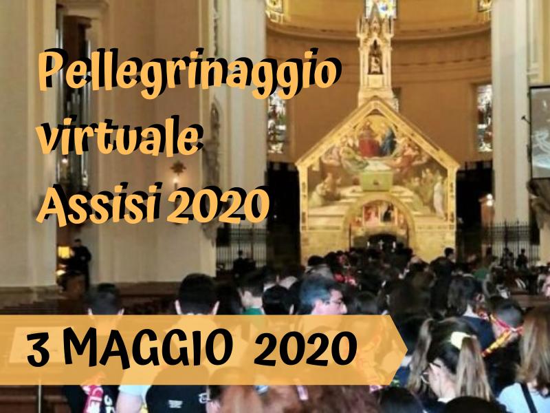 Pellegrinaggio-virtuale-Assisi-2020