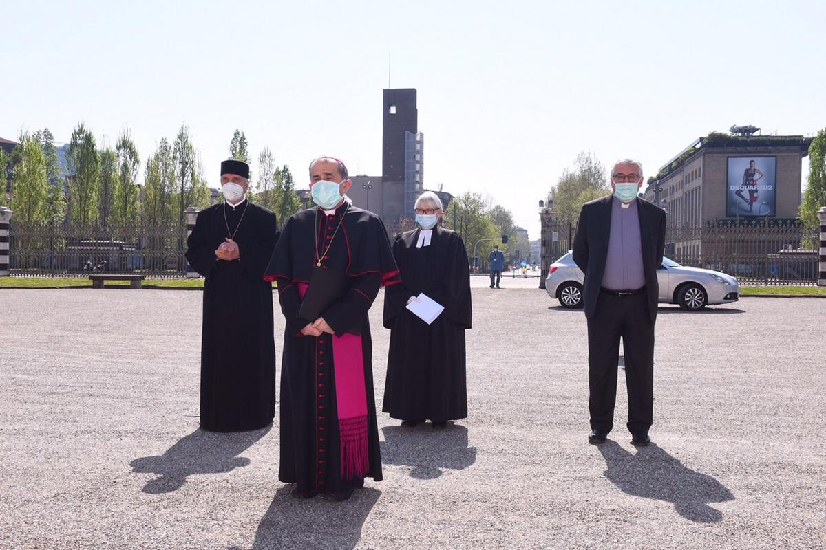 Preghiera ecumenica al Cimitero Monumentale (D)