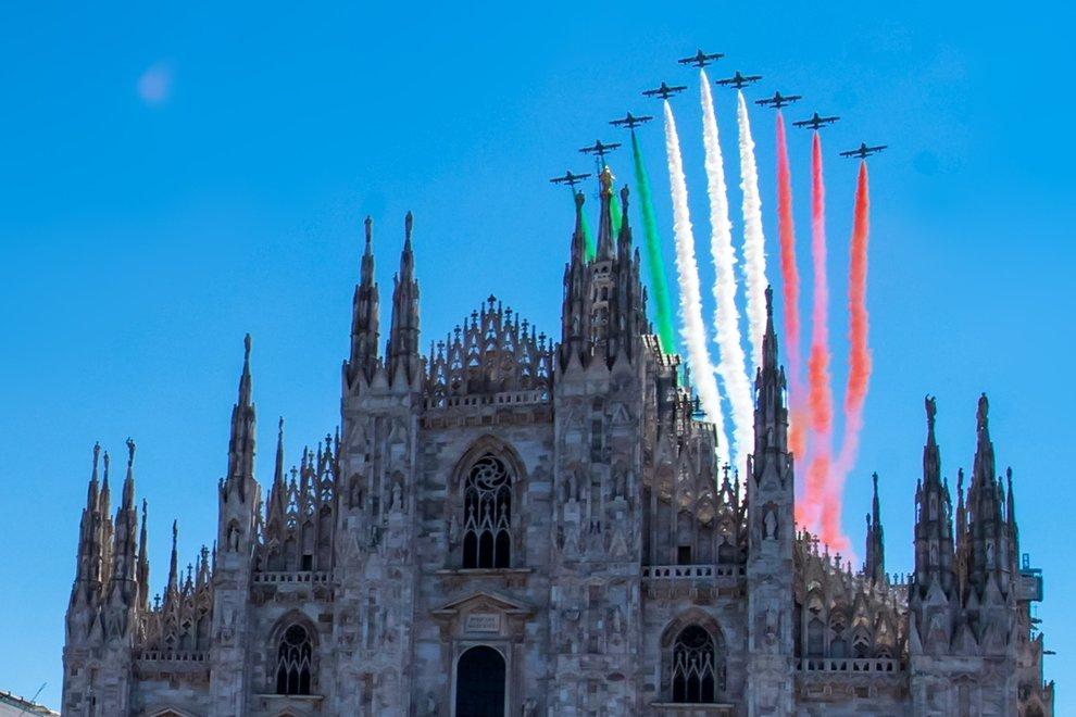 Duomo_frecce_tricolori_milano