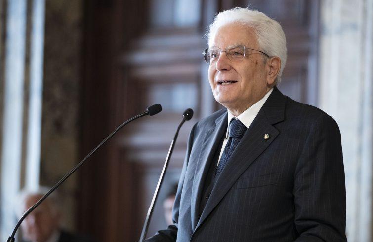 Foto Francesco Ammendola - Ufficio per la Stampa e la Comunicazione della Presidenza della Repubblica