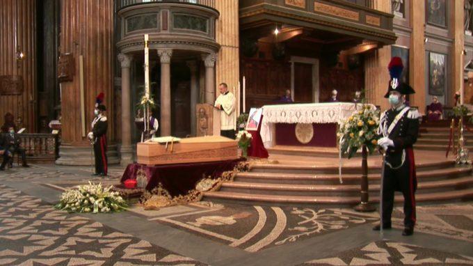 funerali Corti