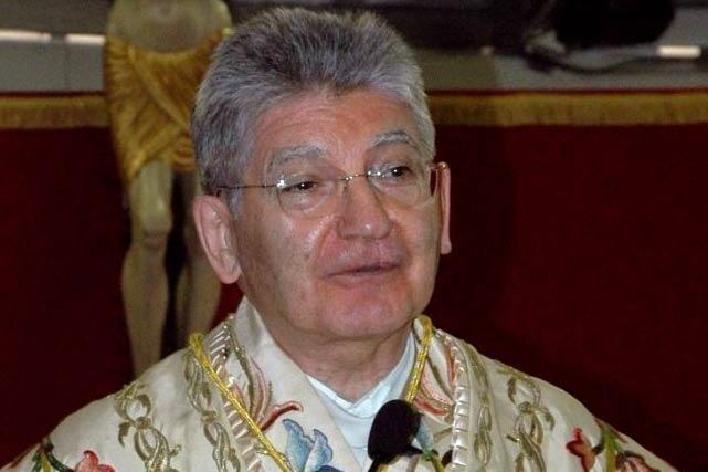 Monsignor Franco Cecchin