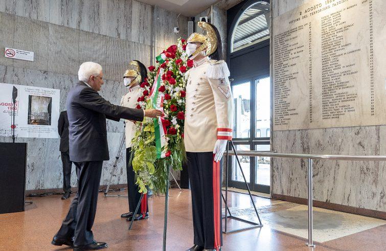 Foto Paolo Giandotti - Ufficio per la Stampa e la Comunicazione della Presidenza della Repubblica
