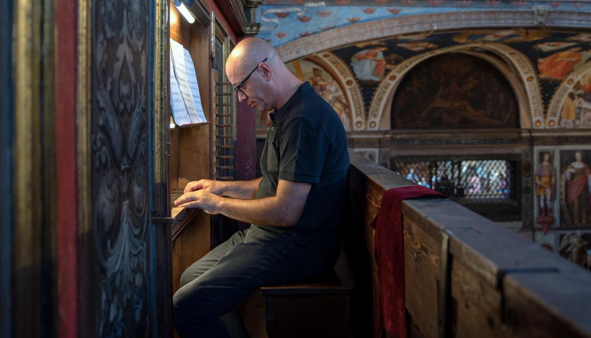 Maurizio Salerno organo