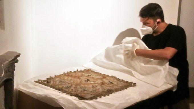 Partenza velo 01_Museo Collegiata