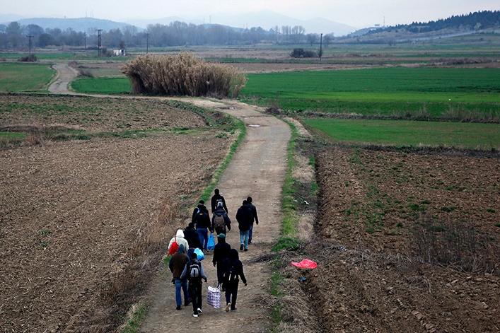 Balkan Route