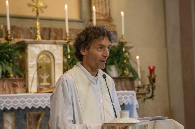 Don Roberto Malgesini (foto del Settimanale della Diocesi di Como)