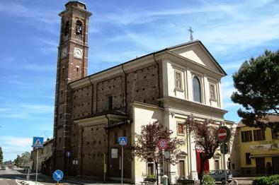 Santuario Madonna di Campagna - Gallarate