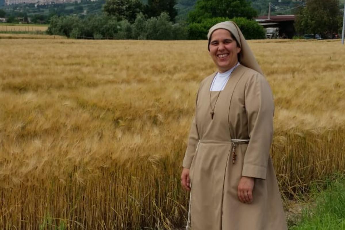 Suor Francesca Consolaro