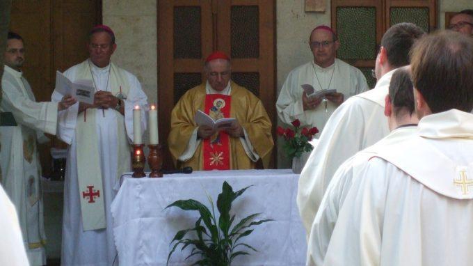 pellegrinaggio diocesi MI 1 2009