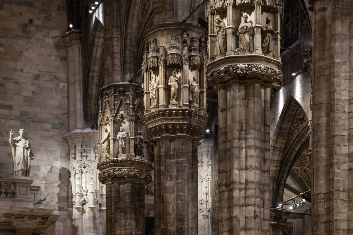 Capitelli del Duomo di Milano