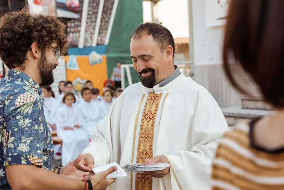 Don Leopoldo Porro foto di Jahela Paglione
