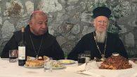 1 mons. Ruben e Bartolomeo ad Ankara