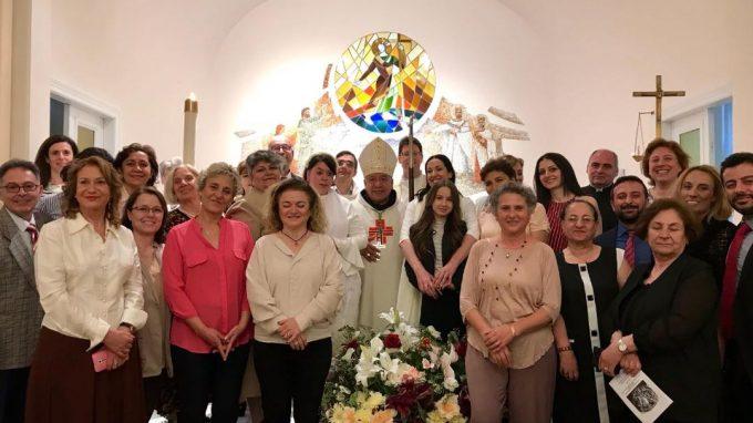 3 visita pastorale ad Ankara maggio 2018