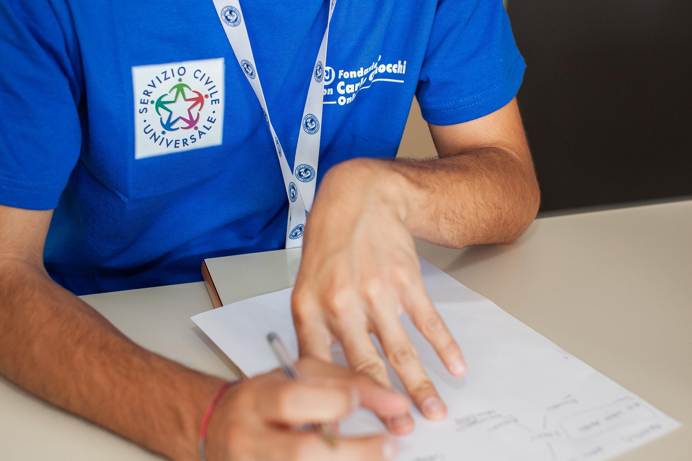 Servizio civile_Fondazione Don Gnocchi 2 foto ok