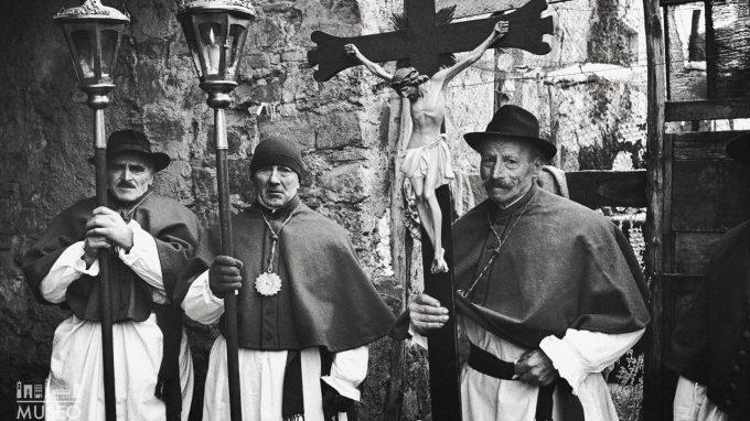 In morte dell zio Angelo (Peia, Bergamo), 1963 3