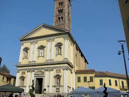 La parrocchiale di Carate Brianza