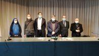Conf stampa Santa Gianna foto gruppo