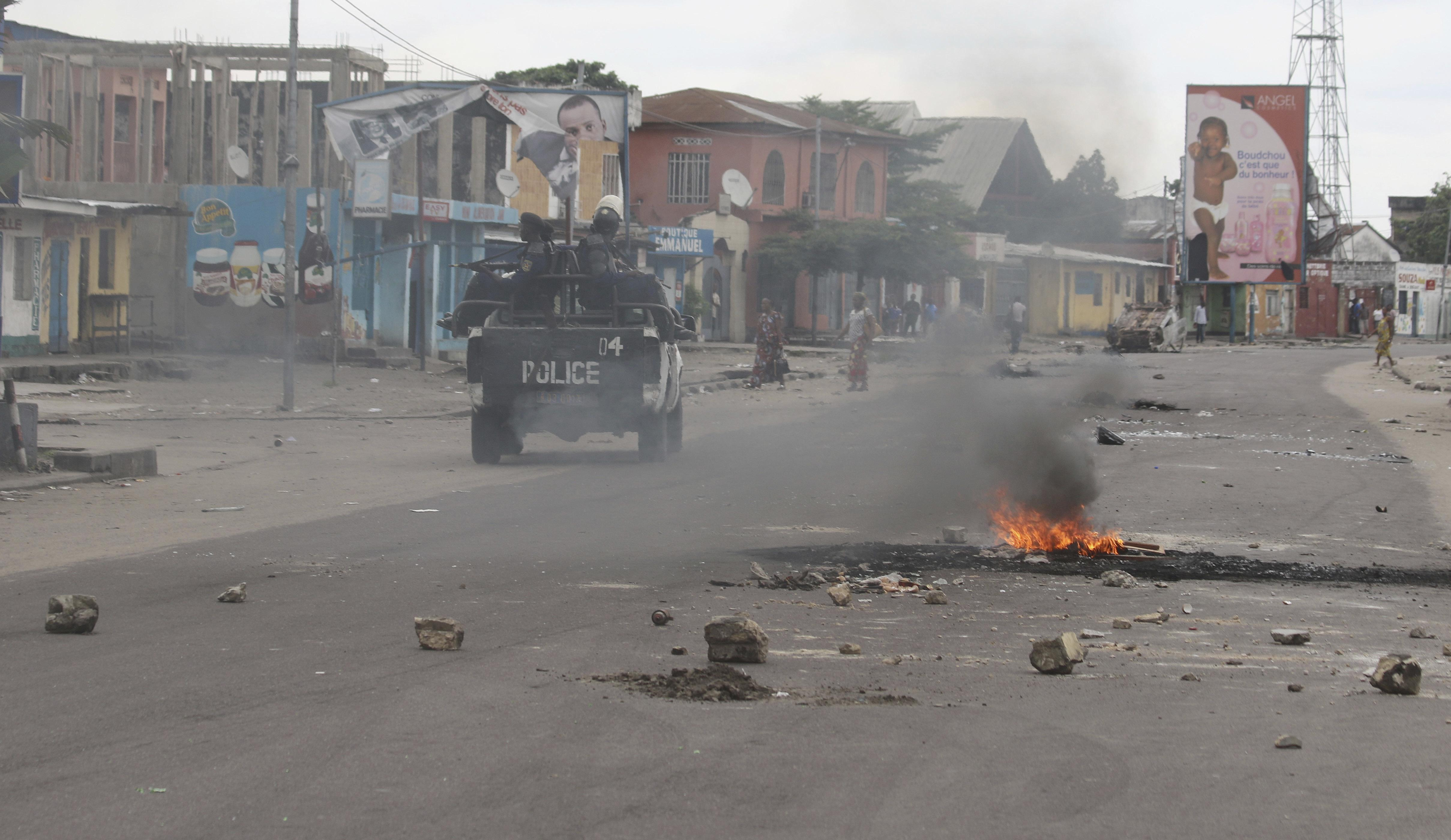 Congo Politics