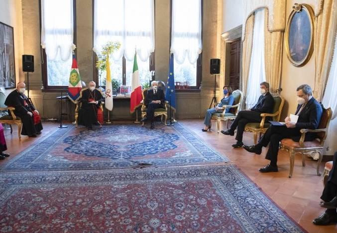 Foto di Francesco Ammendola - Ufficio per la Stampa e la Comunicazione della Presidenza della Repubblica