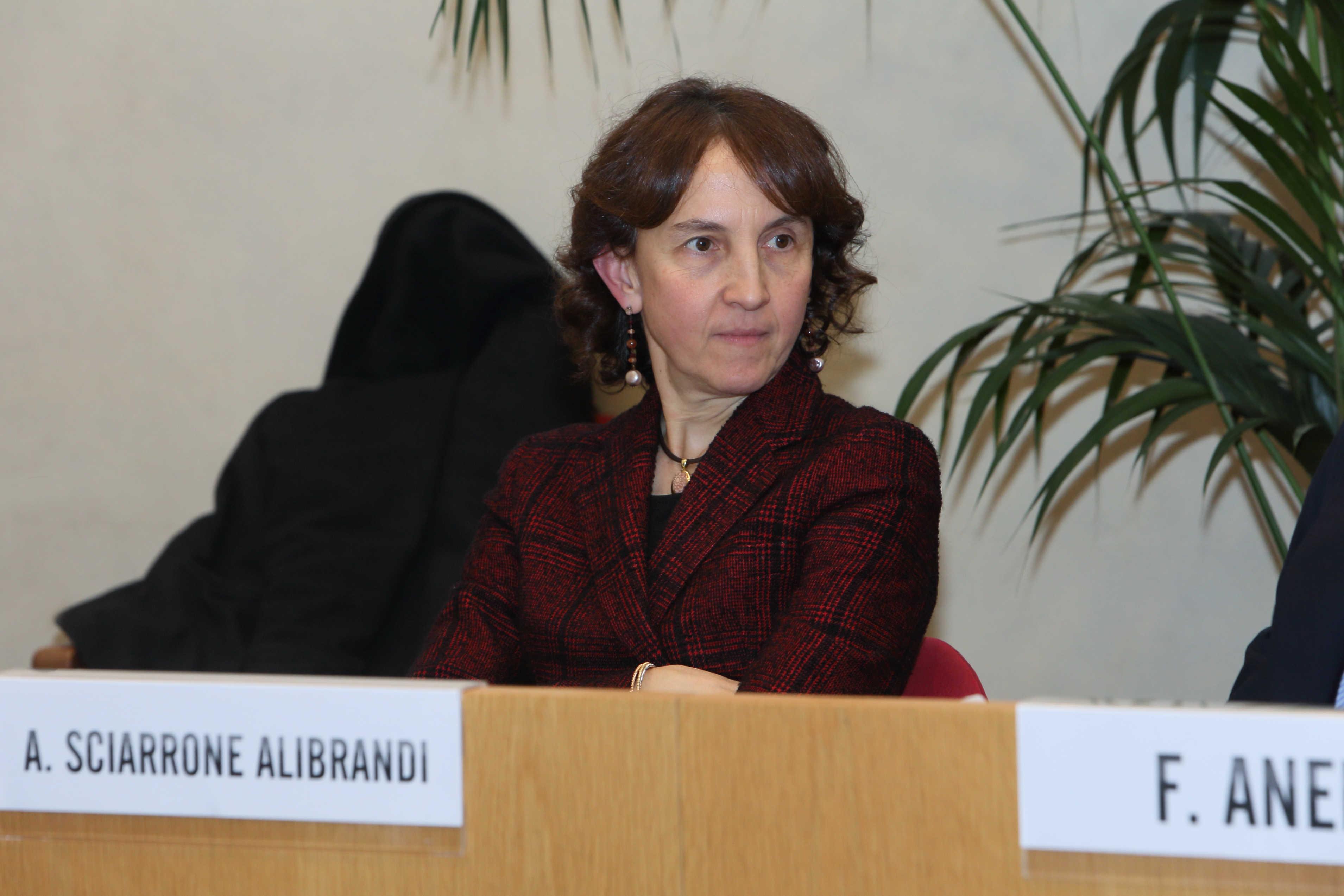 Antonella Sciarrone Alibrandi