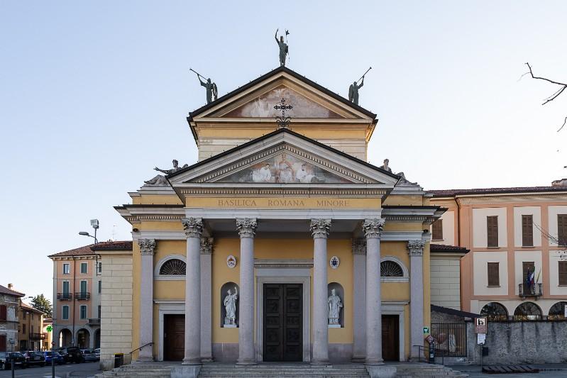 Basilica Romana Minore - Besana