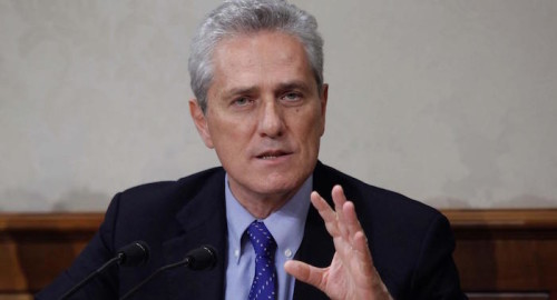 Conferenza stampa di Francesco Rutelli sul caso Lusi