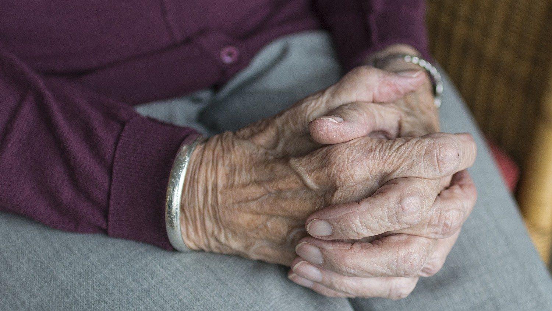 preghiera anziani