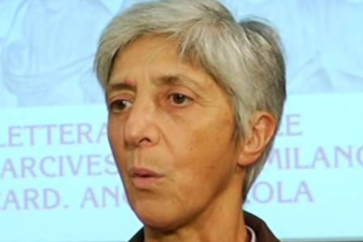 Suor Claudia Biondi