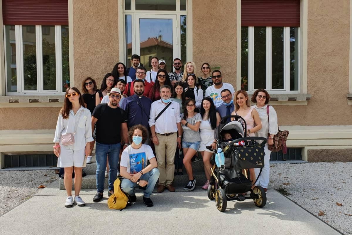 Armeni a Luino
