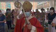 Messa Arcivescovo ordo virginum