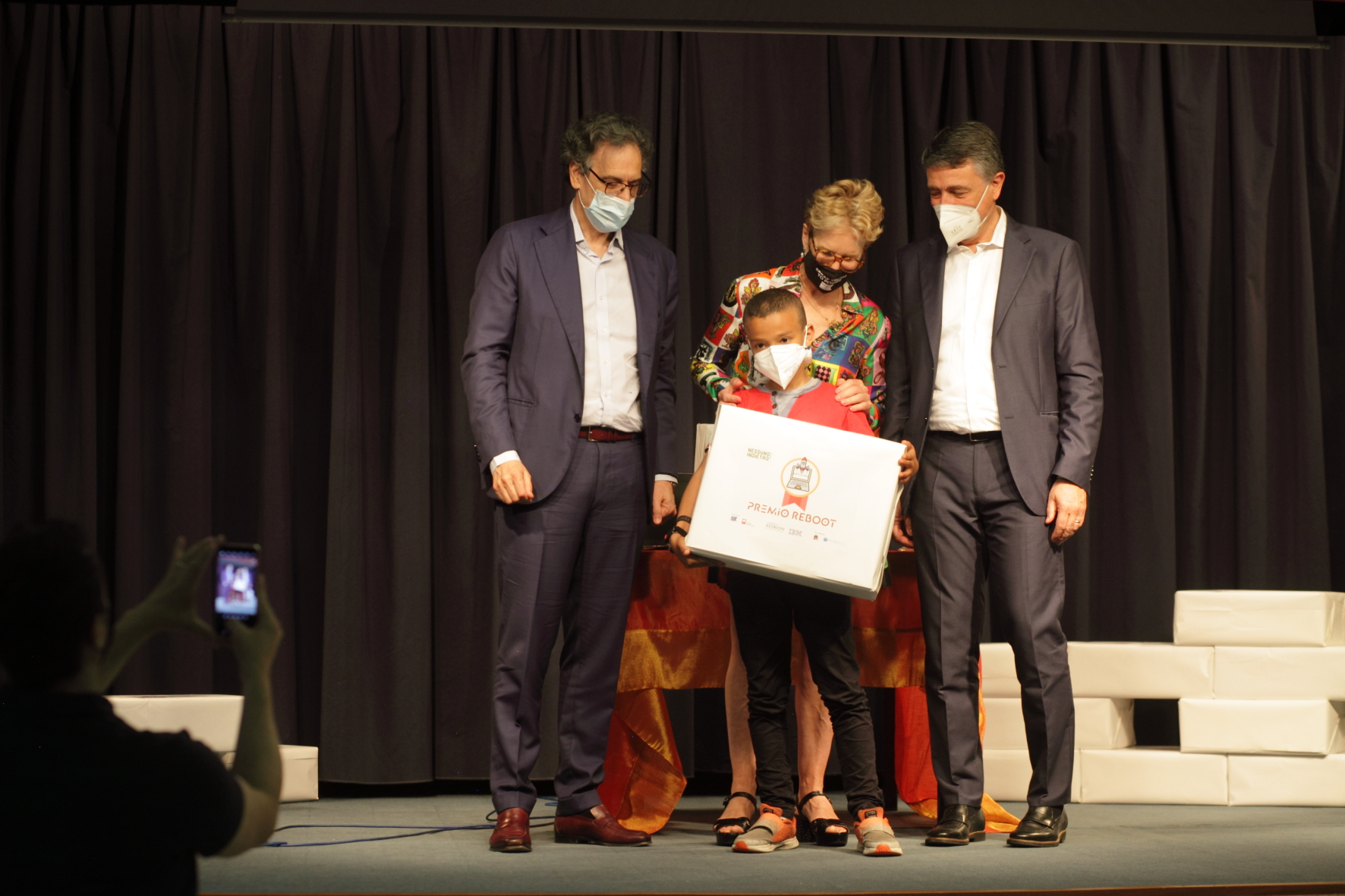 Premio «Reboot-Riavvio»