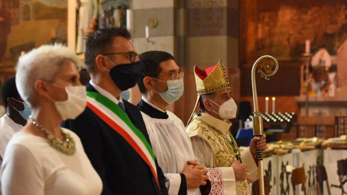 Messa con l'Arcivescovo per il Beato Clemente Vismara