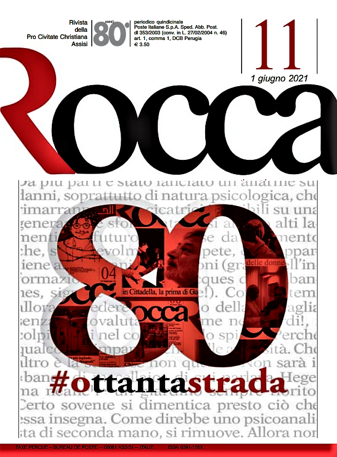 Rocca 80 anni