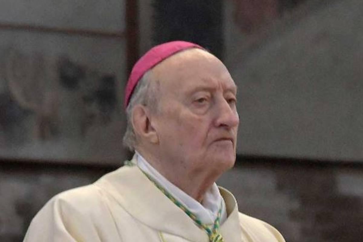 Monsignor Giuseppe Merisi