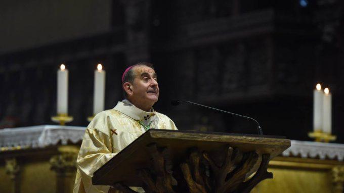 Peruviani, Messa in Duomo