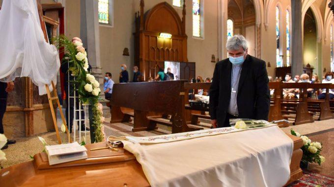 Funerali di don Graziano Gianola