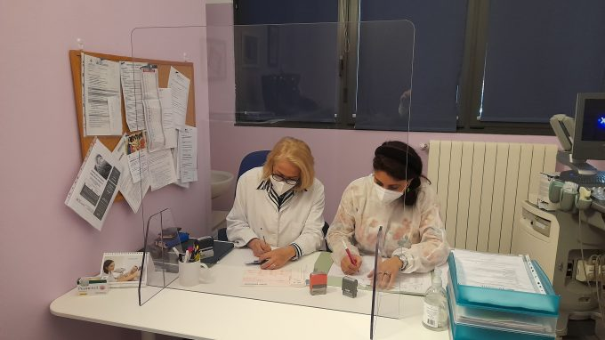 ginecologa ostetrica