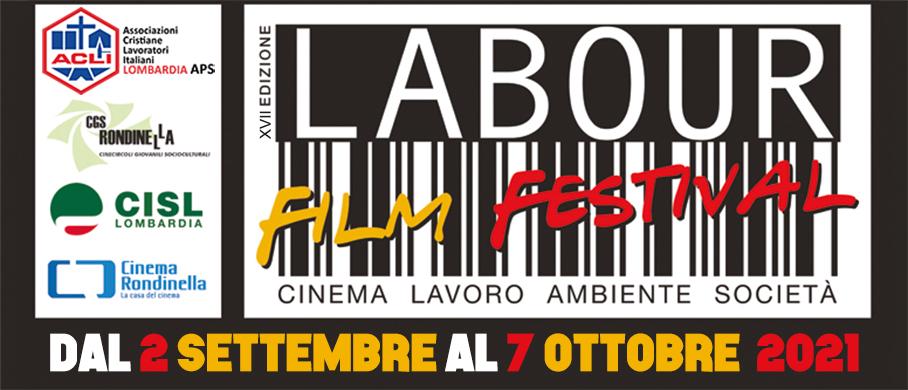 Labour film festival 30-07 al 7-10-2021