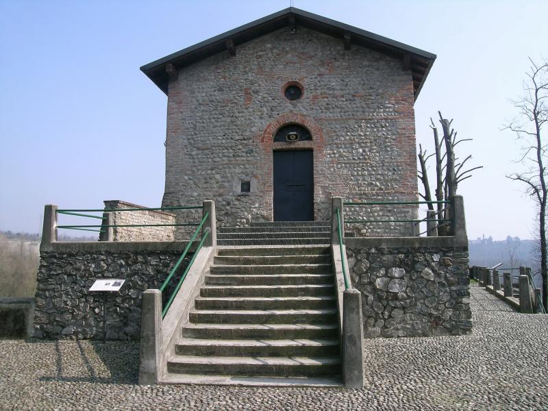 Il Santuario della Rocchetta