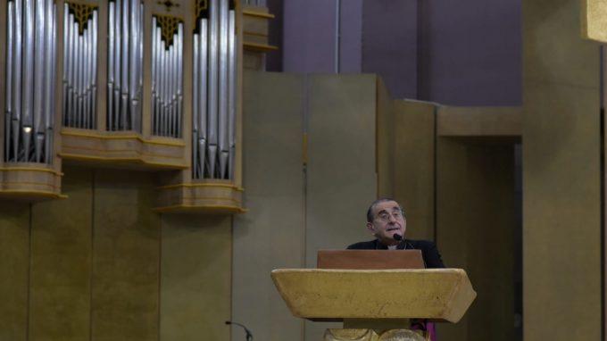 Delpini_conferenza a Lourdes